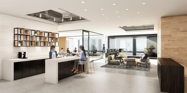 【オリックス】多様な働き方に対応するサービスオフィス『クロスオフィス日比谷』 2020年2月開業決定