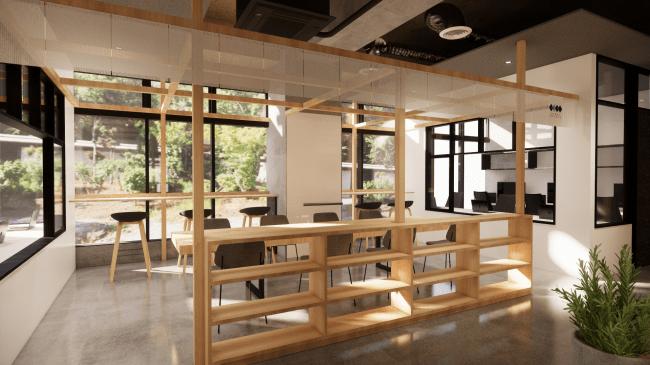 """東工大関連VC「みらい創造機構」、新オフィスに良質なweak tiesを形成する場 コワーキングスペース""""MIRAI KOUBOU""""をオープン"""