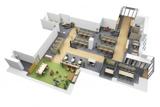 パソナ サテライトオフィスの活用を支援『TOKYOテレワーク・モデルオフィス』多摩地区の3か所(府中・東久留米・国立)に2020年7月20日開設