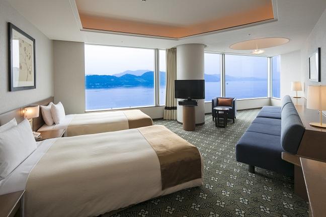 【グランドプリンスホテル広島】夏休みのレジャーやワーケーションにも最適な連泊プランを拡充