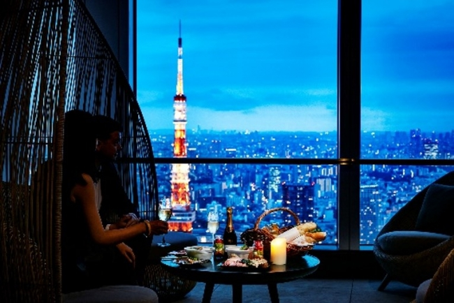 【期間限定】アンダーズ 東京、新たな旅行スタイルを提案。都内で休暇を楽しむ「ステイケーション」プランで夏を満喫