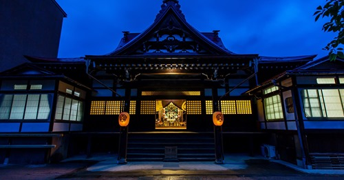 お寺ワーケーション