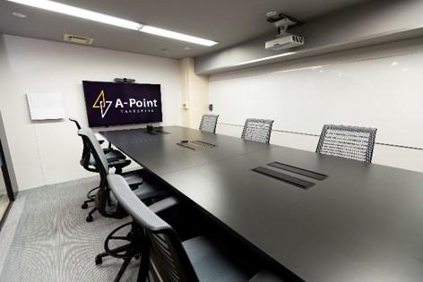コワーキングスペース「A-Point」