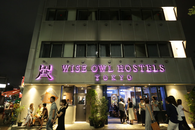 WISE OWL HOSTELS(ワイズアウル)が活動応援型マンスリーホステルを開始