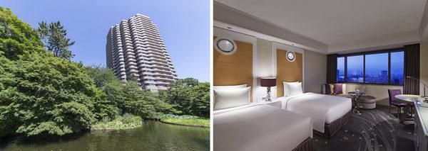 東京マリオットホテル 仕事もバケーションも充実!「5連泊ワーケーションプラン」を発売