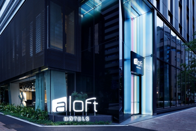 日本初出店 次世代型ライフスタイルホテル『アロフト東京銀座』開業!