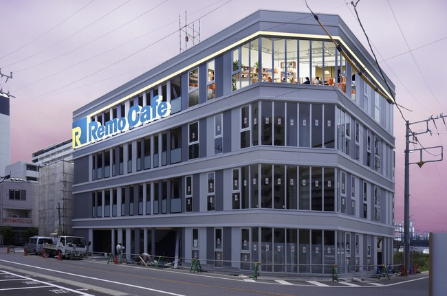 24時間自由に使えるオンラインカフェ『Remo Cafe(リモカフェ)おおたかの森店』オープン!