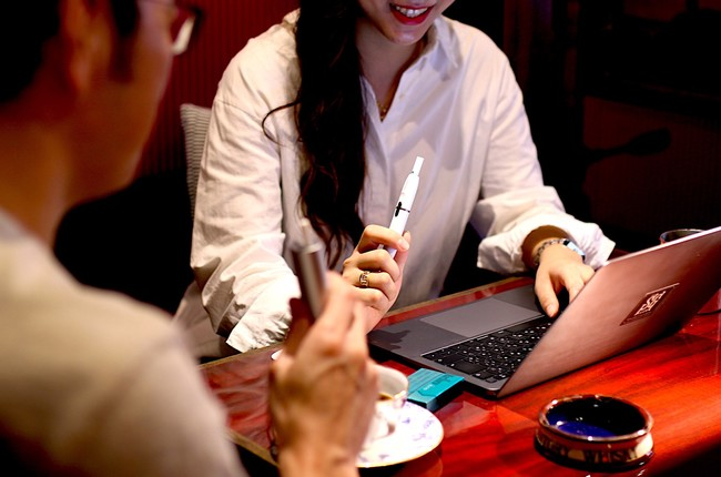 喫煙喫茶作業室恵比寿神社裏店